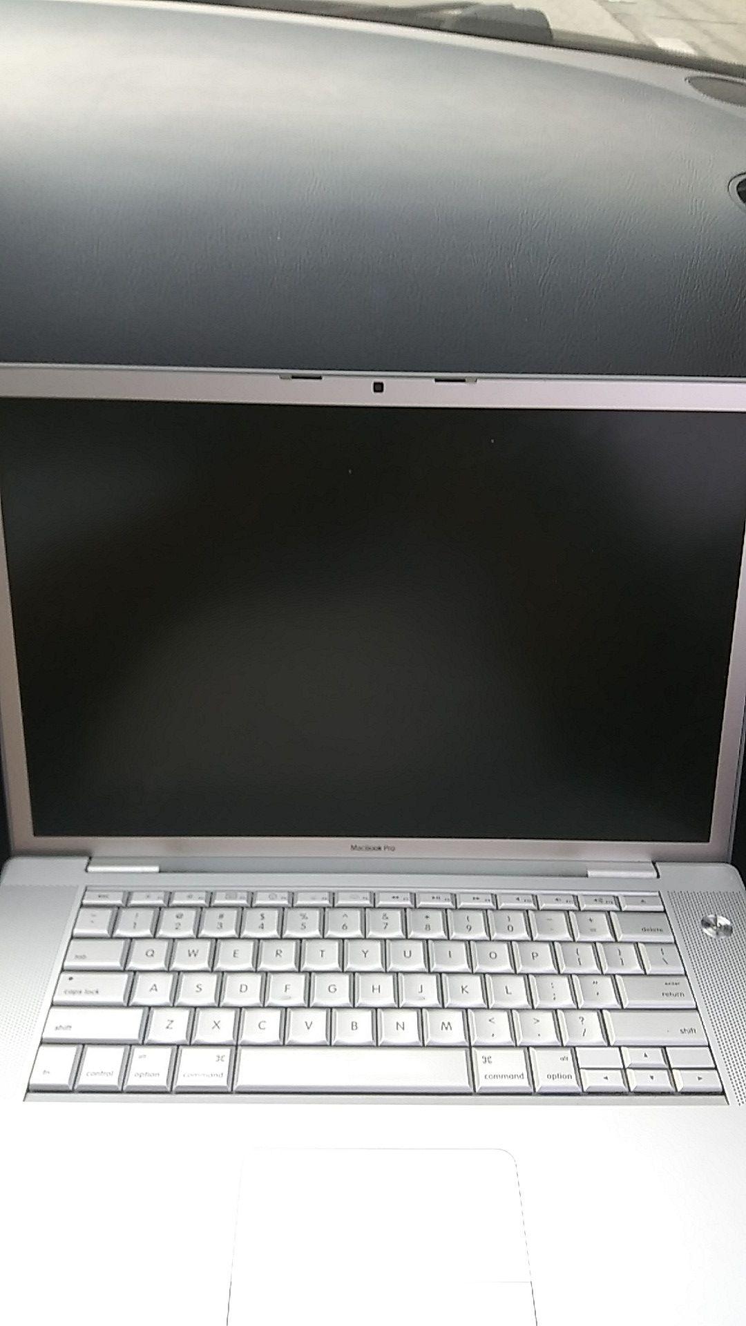2008 macbook A1260