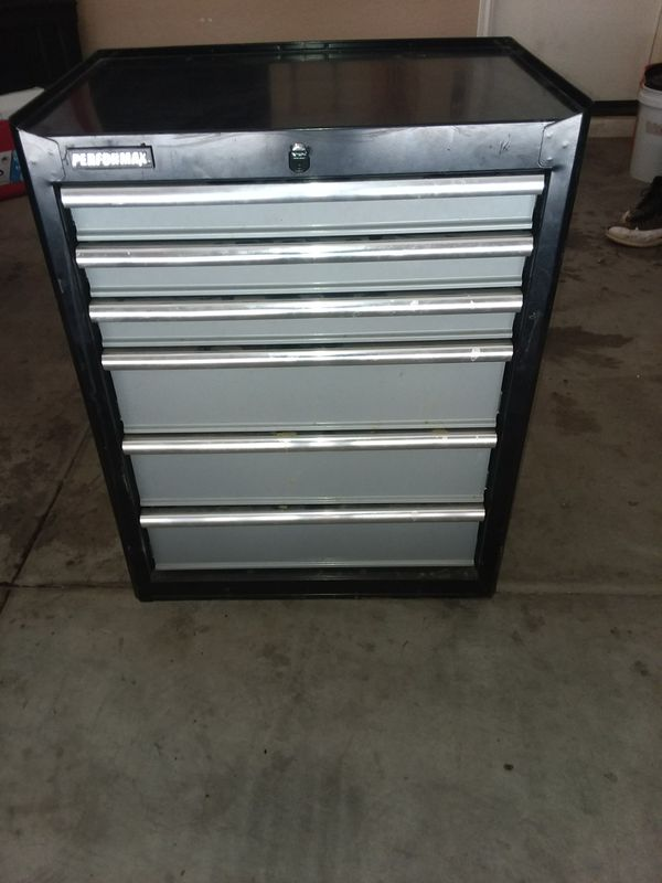 performax tool chest w/ key for sale in phoenix, az - offerup
