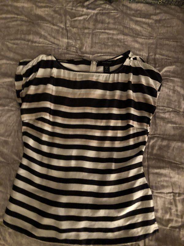 41ef0e81b1ff22 White House Black Market Silk Blouse (Clothing   Shoes) in Chandler ...