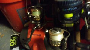 Fishing rods and reels for Sale in St Louis, MO