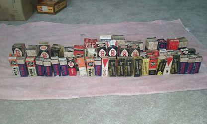 New, Vintage TV & RADIO TUBE'S Never Used☆☆☆ Thumbnail