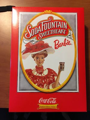 Collectible Soda Fountain Barbie for Sale in New York, NY