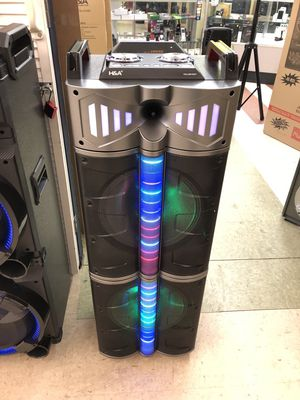 8000 Watts Super Loud. Bluetooth Speaker for Sale in Richmond, VA