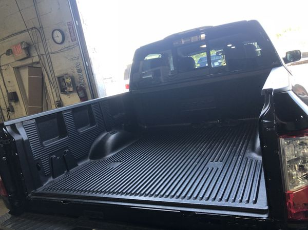 Plastic Bed Liner >> 2017 Nissan Titan Plastic Bed Liner For Sale In Pompano