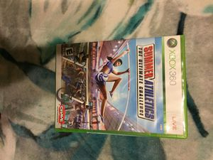 Summer Athletics XBOX 360 Game for Sale in Las Vegas, NV