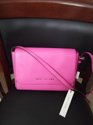 Photo New Marc Jacobs vivid pink crossbody