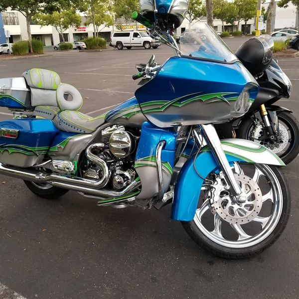 Used Bmw Sacramento: Harley Davidson Road Gluide Custom For Sale In Sacramento