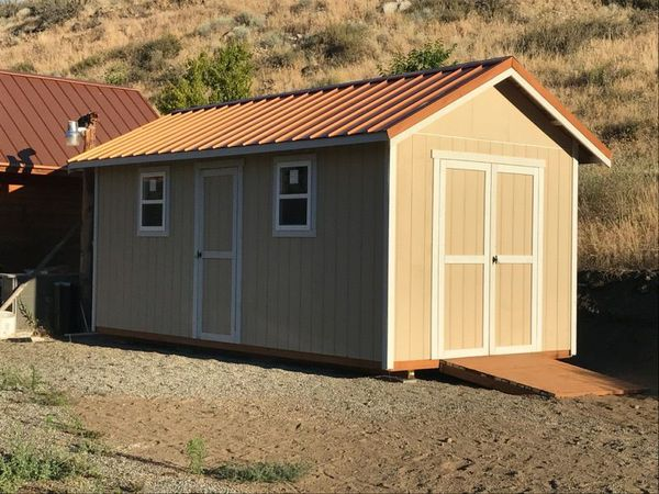10x20 shed mini cabin for Sale in Marysville, WA - OfferUp
