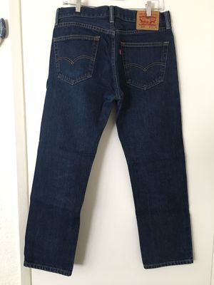 4c7c8e15 Mens Levi's 505 32x30 Jeans *New* for Sale in Fresno, CA