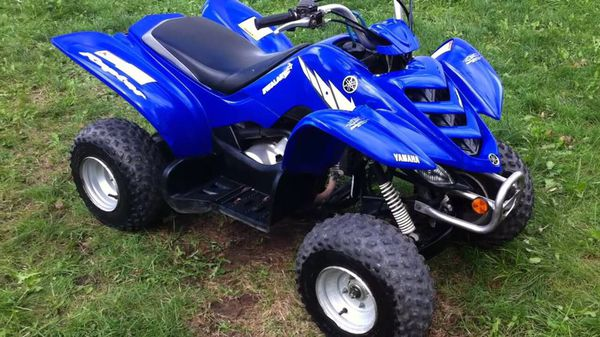 08 yamaha raptor 50 borted for sale in fresno ca offerup for Yamaha raptor 50 for sale