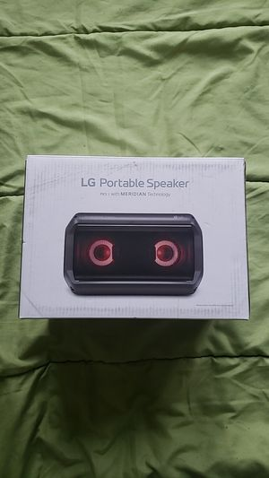 LG Portable Speaker PK5 for Sale in Washington, DC