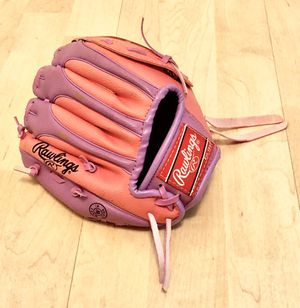Rawlings Pink Baseball Glove for Sale in Rockville, MD