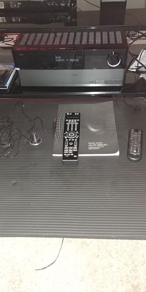 Harman/kardon AVR3600 for Sale in Alexandria, VA