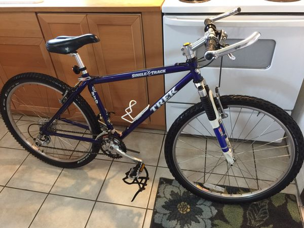 34445217fc5 Trek 930 Single Track XC Mountain Bike for Sale in Houston, TX - OfferUp