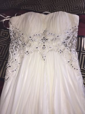 White dress for Sale in Tampa, FL