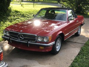 1980 Mercedes Benz 280SL convertible mint condition for Sale in Annandale, VA