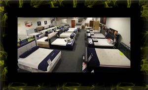 Queen mattress with queen box spring for Sale in Herndon, VA