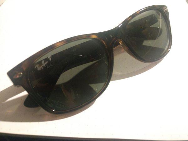 fdcec8fb9243 Ray-Ban New Wayfarer Classic Tortoise Frame Men s Sunglasses RB213290258