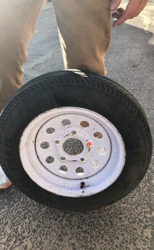 4.80-12 trailer tire for Sale in Scottsdale, AZ