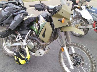 2003 Kawasaki Klr650 Thumbnail