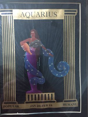 Beautiful Aquarius art for Sale in Miami, FL