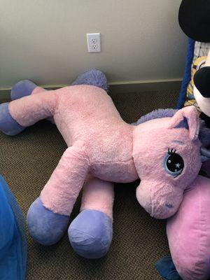 Big stuff animal pony brand new for Sale in Seattle, WA
