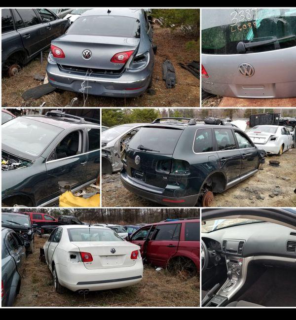 2007-2011 Volkswagen, Touareg,cc,Jetta For Sale In