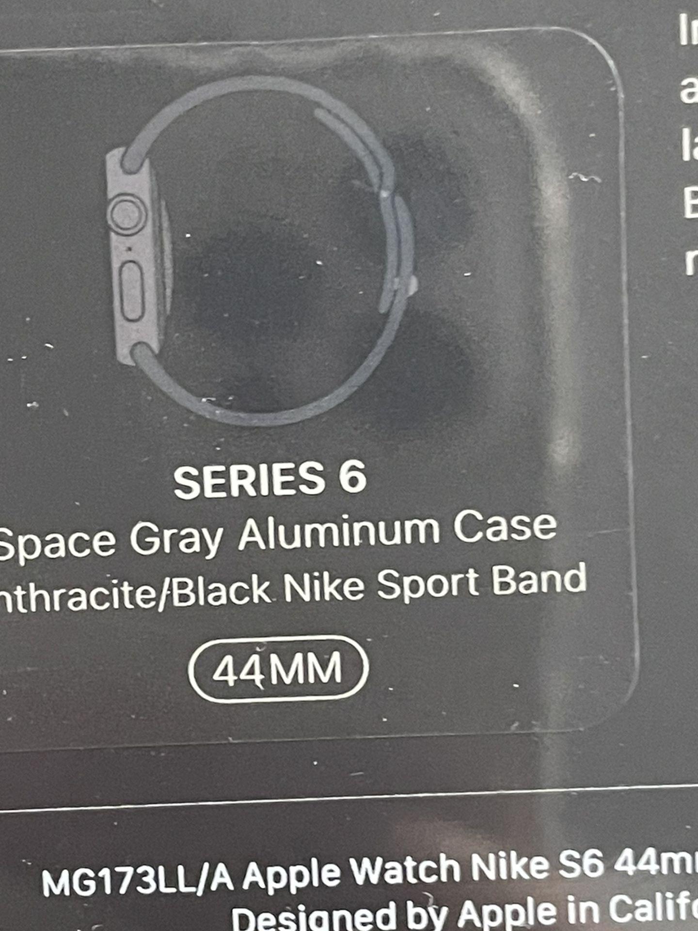 Apple Watch 6 Gen Nike Edition