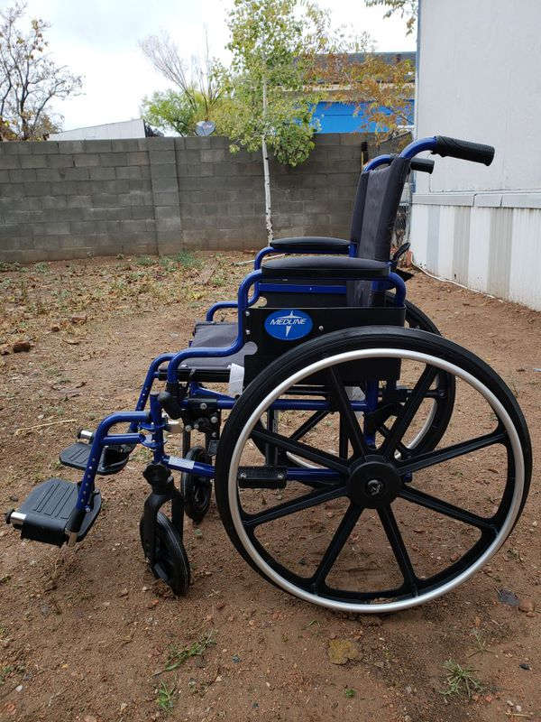 Hybrid 2 Transport Wheelchair Chair for Sale in Santa Fe, NM - OfferUp