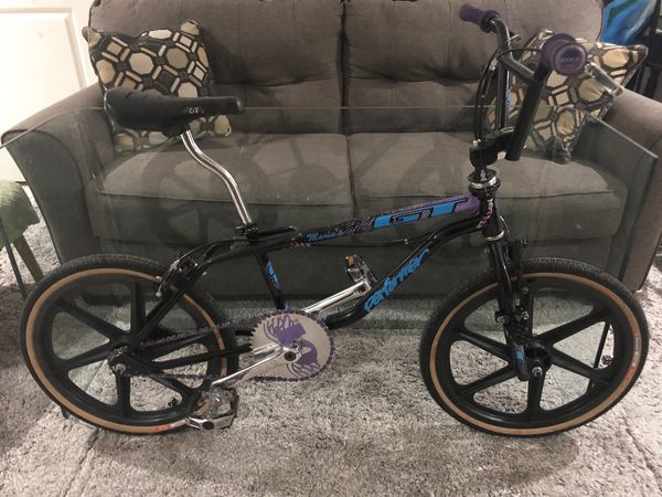 1991 GT Pro Freestyle Tour Performer BMX bike bicycle bicicleta for Sale in  Lakewood, CA - OfferUp