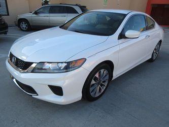 2014 Honda Accord Thumbnail