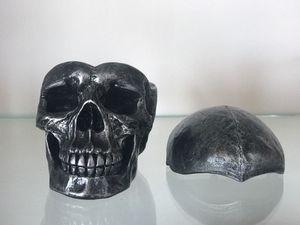 Death Defying Skull Ashtray DWK for Sale in Boston, MA