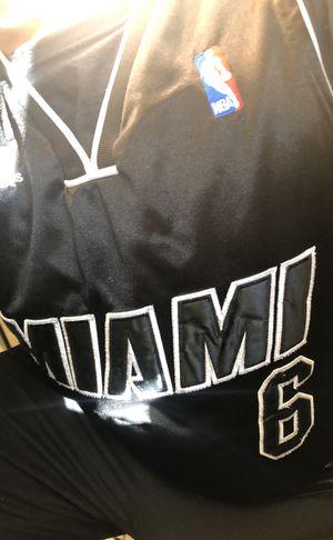 Miami heat Lebron James Jersey for Sale in Manassas, VA