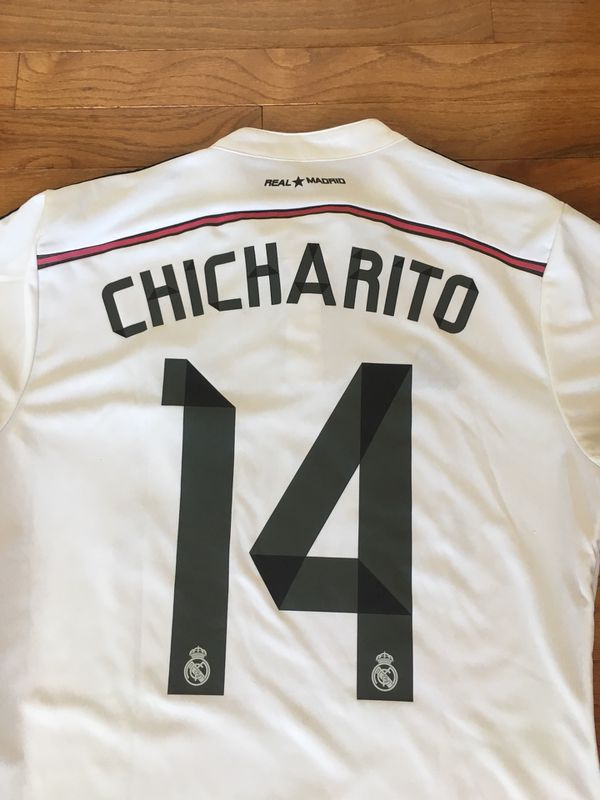 """best sneakers 5699e 016a7 Real Madrid """"Chicharito"""" Jersey for Sale in Rogers, AR - OfferUp"""