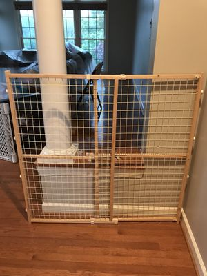 Tall baby gate for Sale in North Potomac, MD