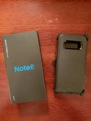 Samsung Galaxy Note 8 64G for Sale in Woodbridge, VA