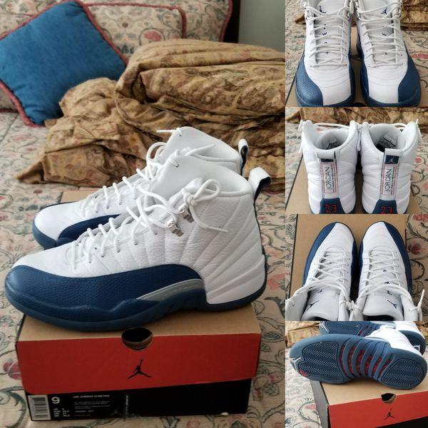 13415cc6355115 Air jordan 12 French blue (Clothing   Shoes) in San Ramon