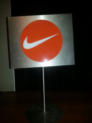 Nike stand decoration for Sale in Smyrna, TN