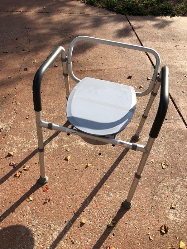 Portable Handicap Toilet / Potty Chair for Sale in Bradenton, FL ...