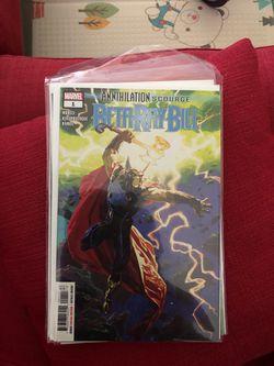 Marvel comics Thumbnail