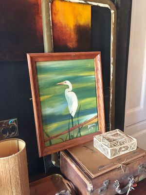 1970's Oil Paining for Sale in Tampa, FL