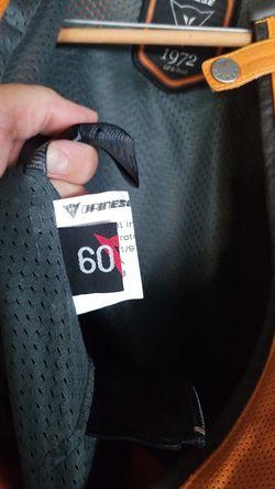Dainese 72 jacket size 60 Thumbnail