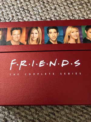 Friends the complete series dvd and Blu-ray for Sale in Reston, VA