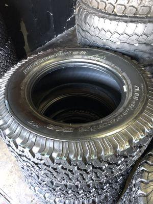 285 65r18 Bfgoodrich Ko All Terrain Tires 4 For 450 For Sale In
