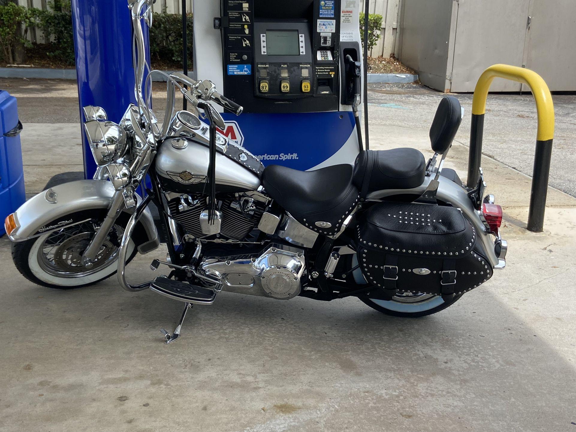 Harley 2003 Anniversary