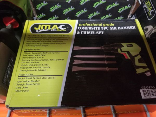 JMAC 150MM Air Hammer for Sale in Corona, CA - OfferUp