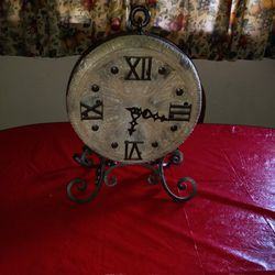Stone Clock Thumbnail