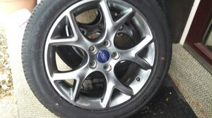 Rim and tire 4 total for Sale in Derwood, MD