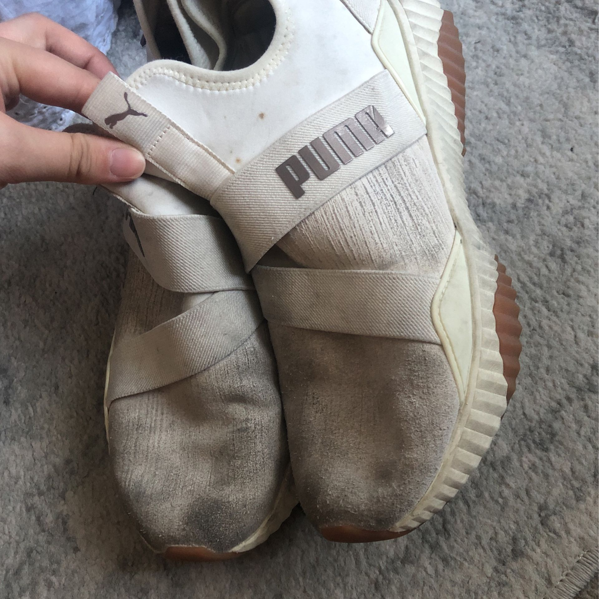 Puma Women's Slip On Running Shoes