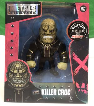 "💥NEW💥 METALS DIE CAST ""KILLER CROC""‼️ for Sale in Placentia, CA"